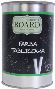 Farba Tablicowa PERFECT BOARD Szara