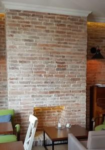 Płytki z cegły - lico klasyczne Toskańskie